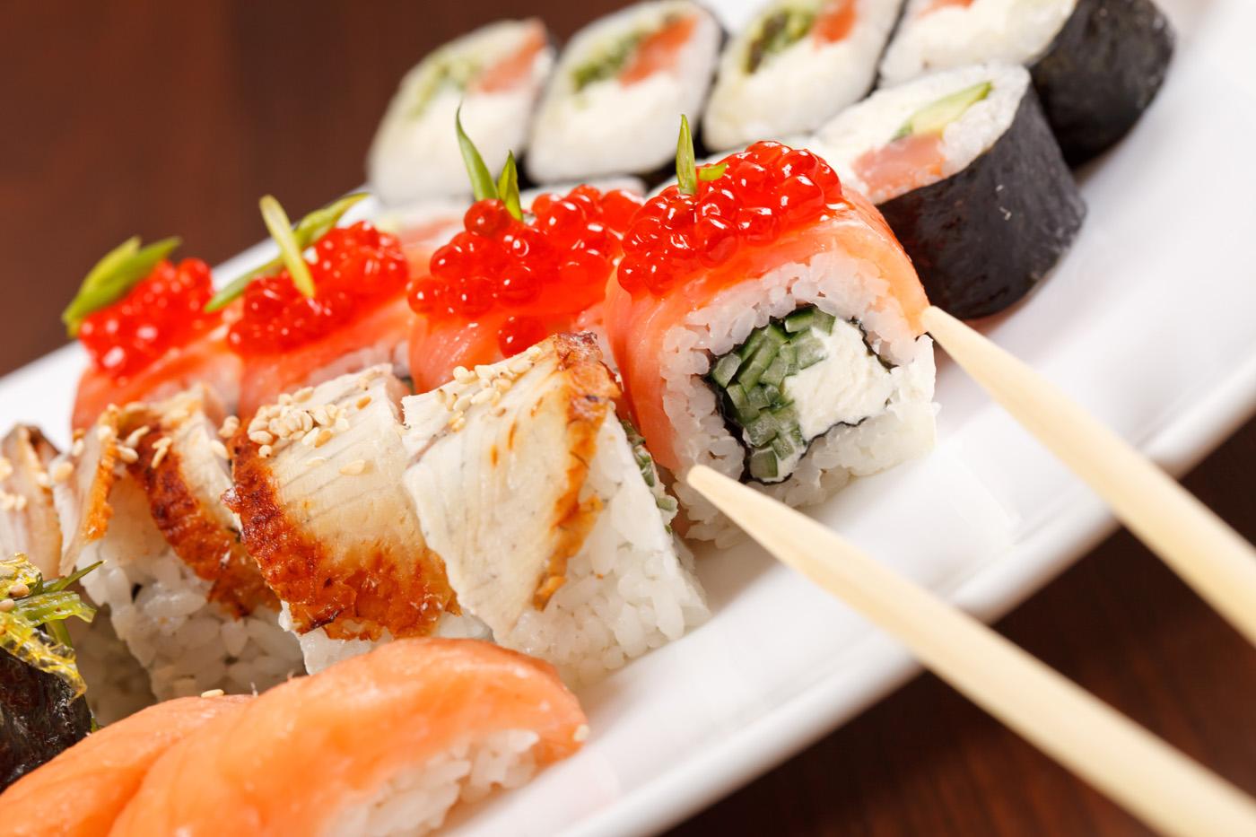 """8 món ăn Nhật Bản """"hớp hồn""""người Việt Nam"""