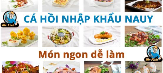 Đặc điểm của Cá hồi nhập khẩu Nauy